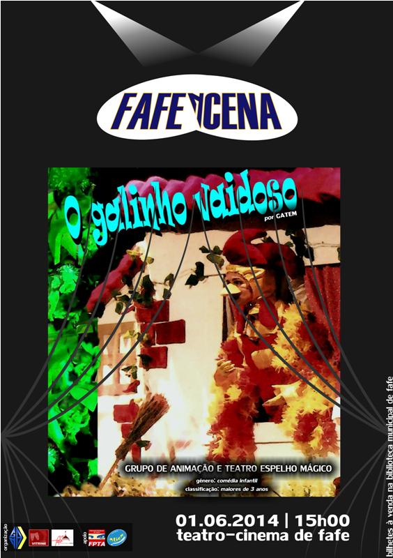 PEÇA 04 - O GALINHO VAIDOSO