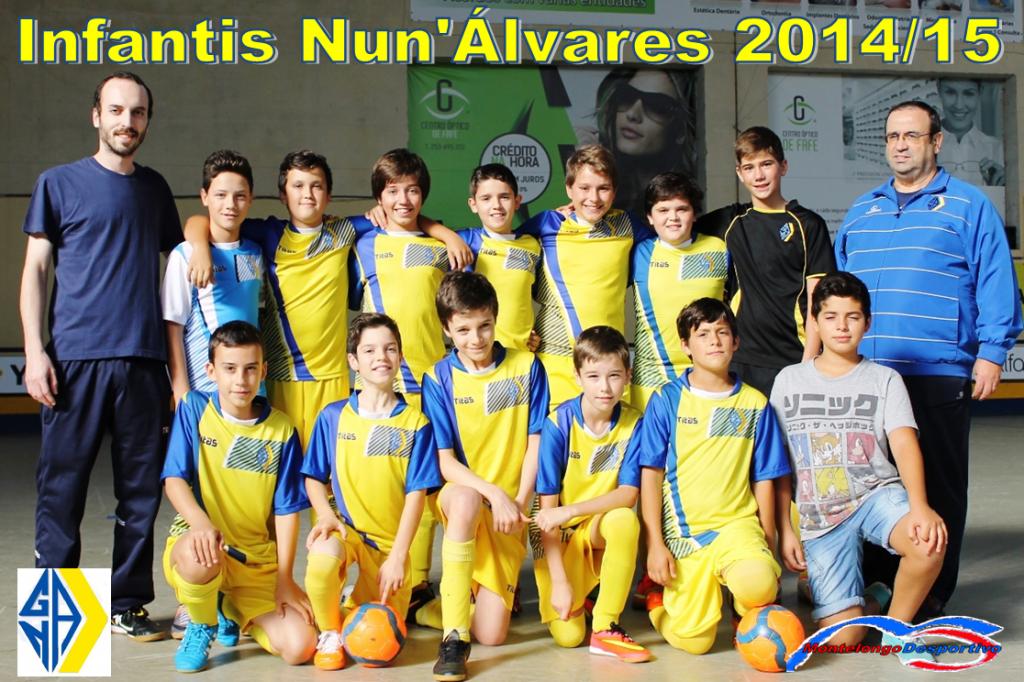 Infantis GNA 14-15