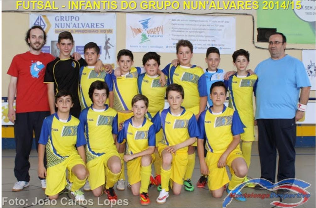 gna infantis 2014-2015